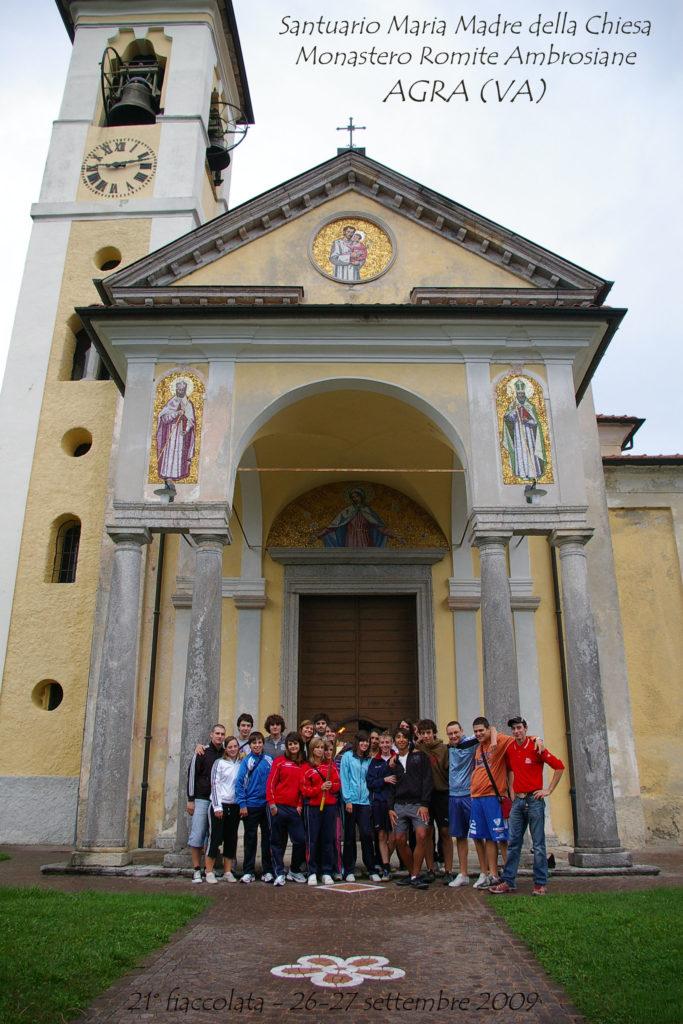 2009 Santuario Maria Madre della Chiesa